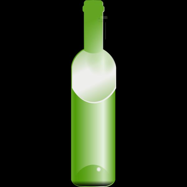 Green Bottle PNG Clip art