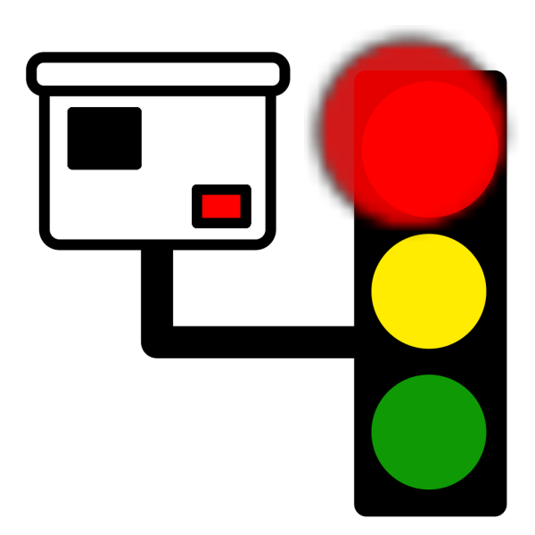 Red Light Camera PNG Clip art