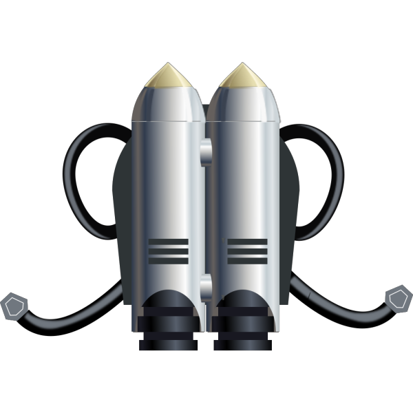 Individual Jet Pack PNG clipart