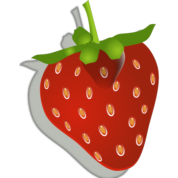 Strawberry 7 PNG Clip art