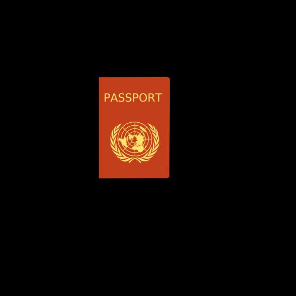Passport Icon PNG Clip art