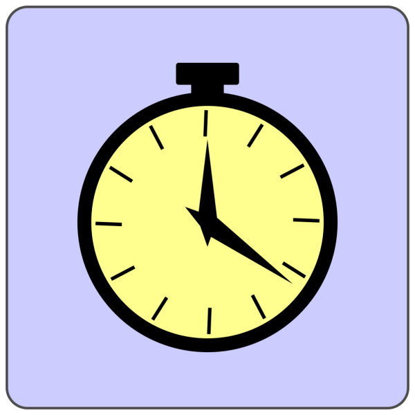 Pocket Watch Icon PNG Clip art