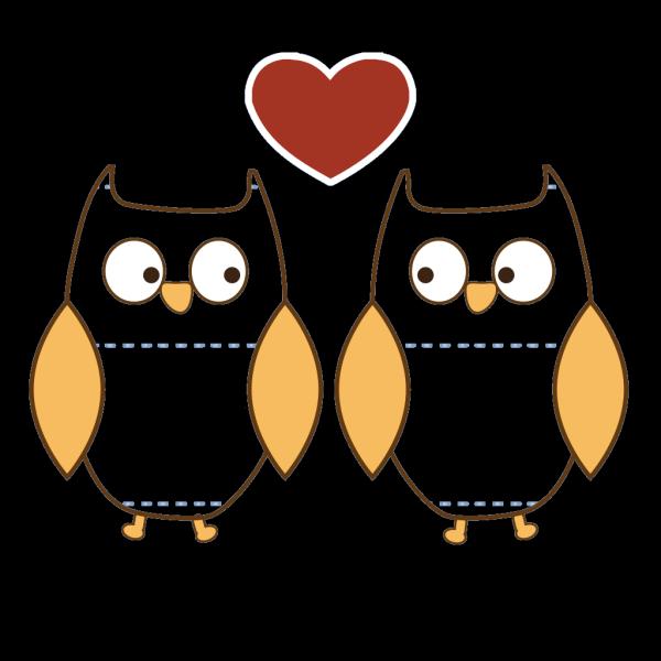 Owls PNG Clip art
