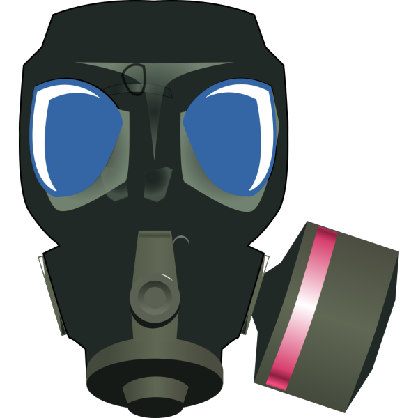 Gas Mask PNG icon