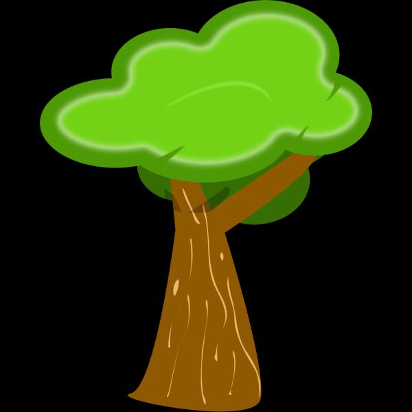 Soft Trees PNG Clip art