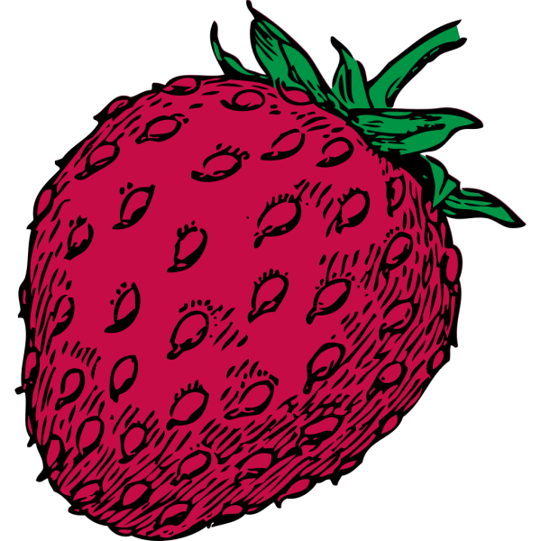 Strawberry 15 PNG Clip art