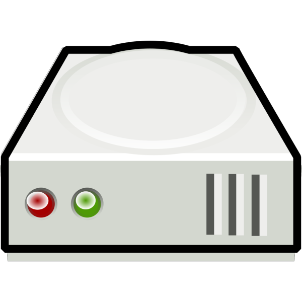 Icon Hard Disk PNG Clip art