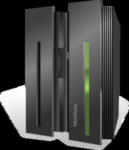 Mainframe Server PNG Clip art