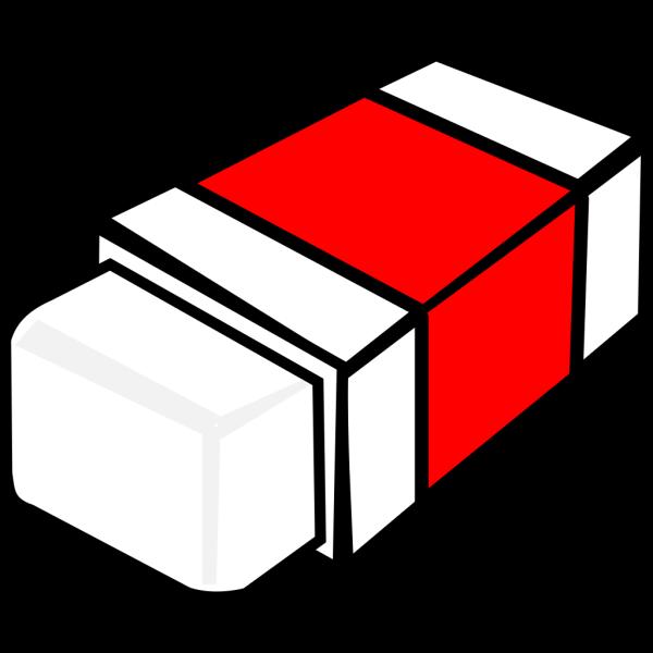 Rubber Eraser PNG Clip art