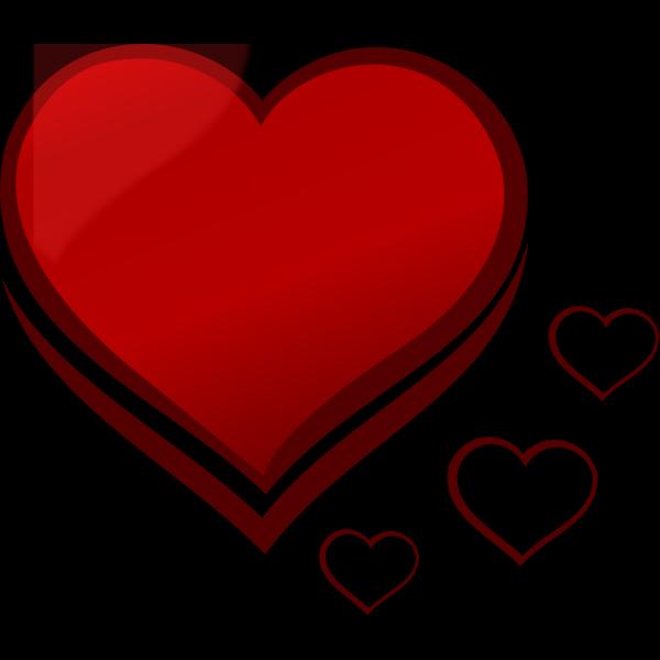 Heart 13 PNG Clip art