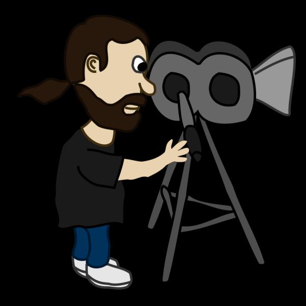 Comic Characters Filmmaker PNG images