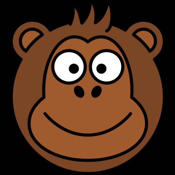 Cartoon Monkey PNG Clip art