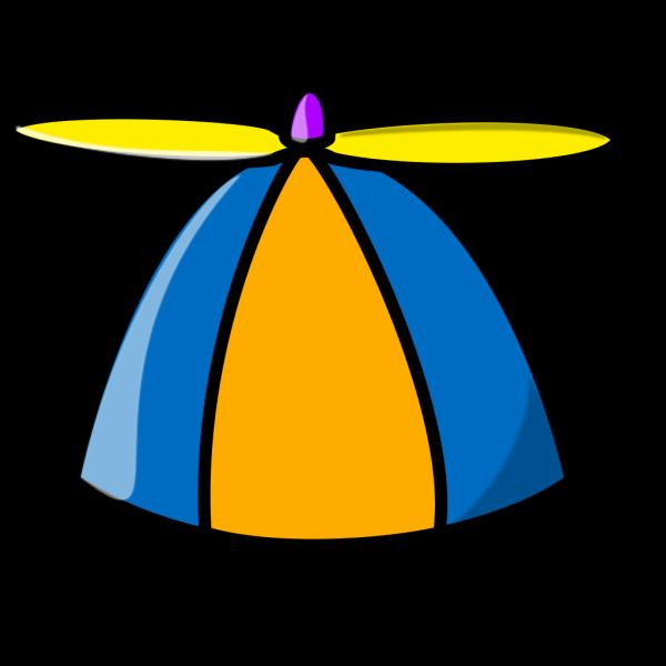 Propeller Hat PNG Clip art