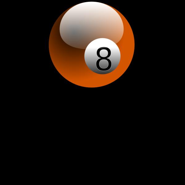 Eight Ball PNG Clip art