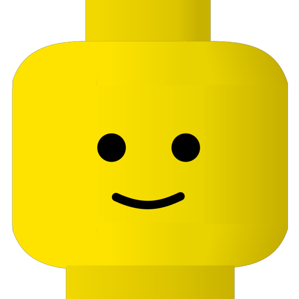 Pitr Lego Smiley Happy PNG Clip art