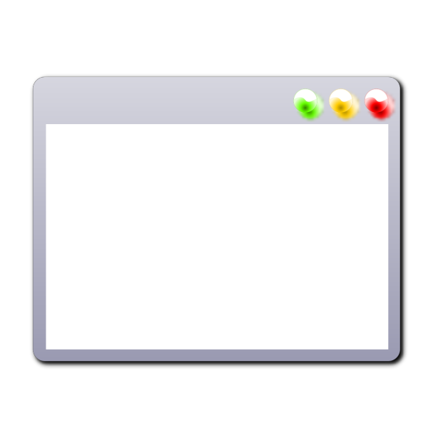 Window Icon PNG Clip art