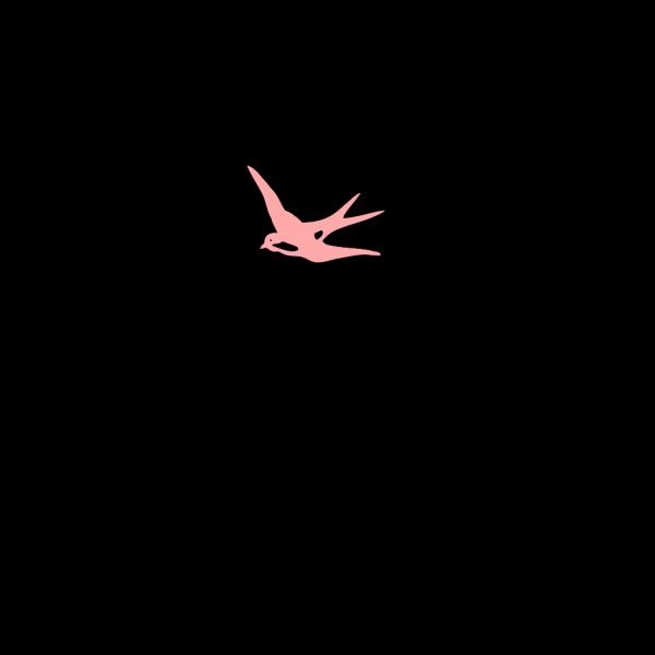 Pinkswallow PNG Clip art