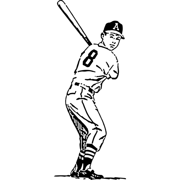 Baseball Player PNG Clip art