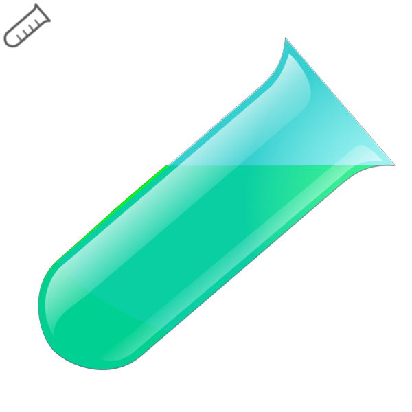 Test Tube Icon PNG Clip art