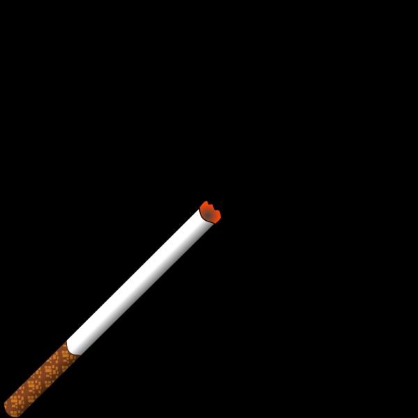 Lit Cigarette PNG Clip art