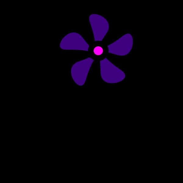 Flower Lineart PNG Clip art
