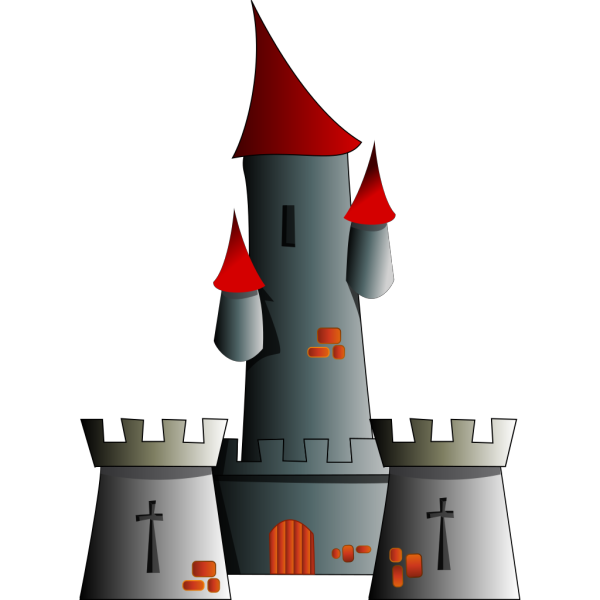 Castle 6 PNG icons
