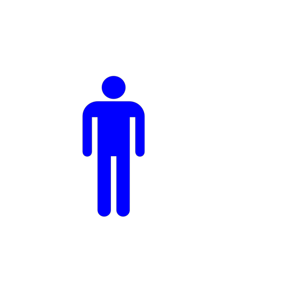 Man Silhouette PNG Clip art