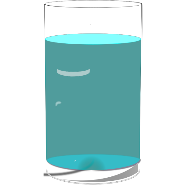 Glass Of Water 2 PNG Clip art