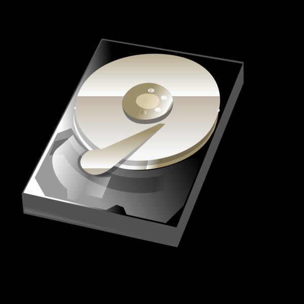 Hard Disk PNG Clip art