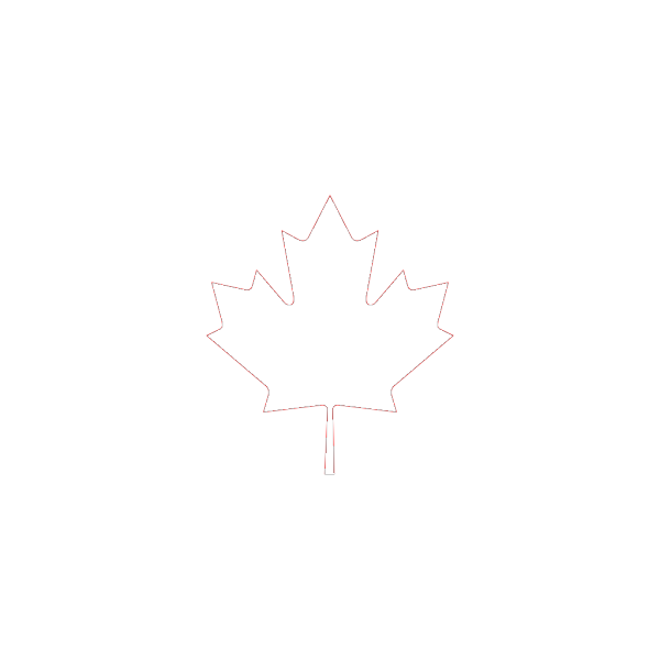 Flag Of Canada Leaf PNG image