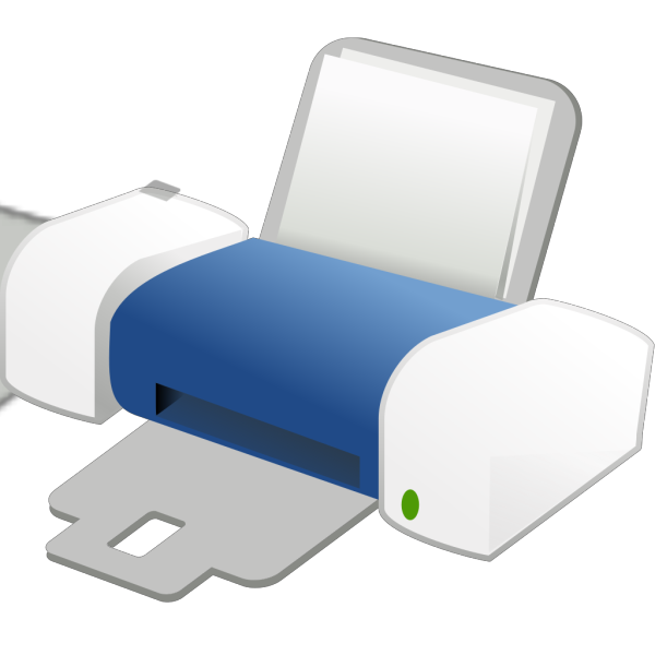Printer PNG icons