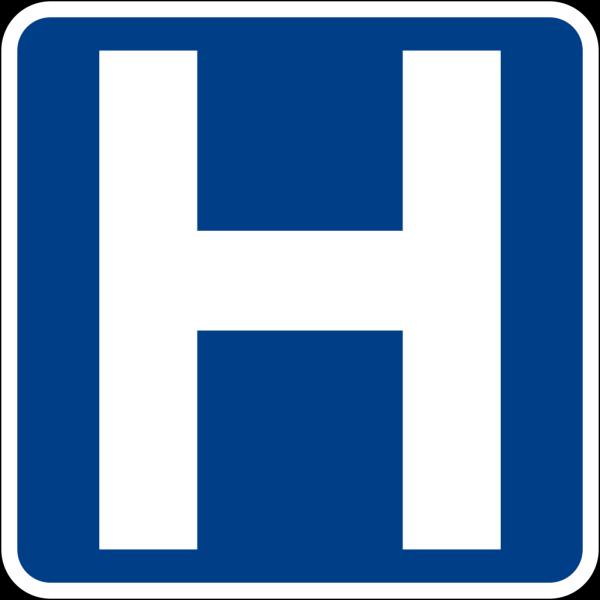 Hospital Sign PNG Clip art