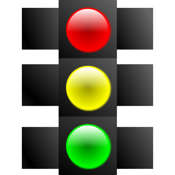Traffic Light Sign PNG Clip art