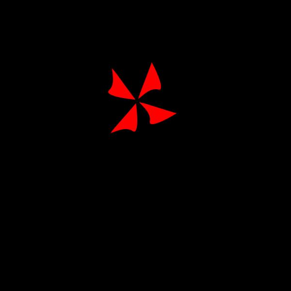 Rgb Flower Petals PNG Clip art