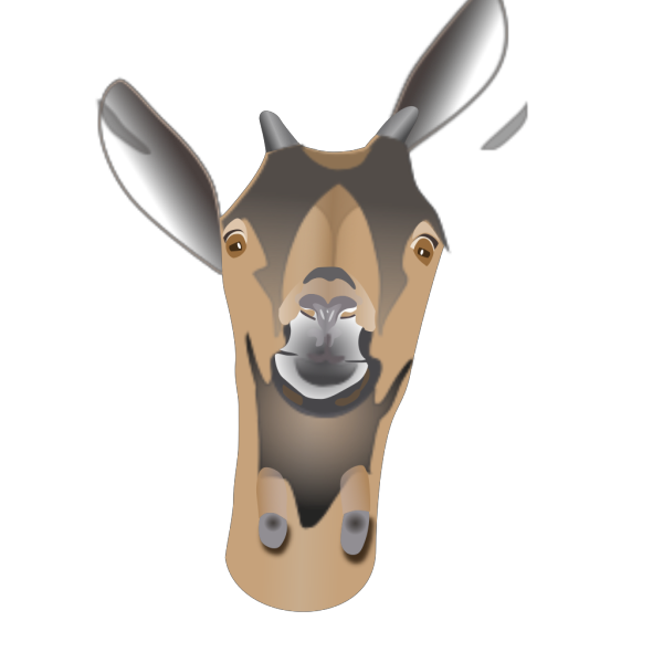 Goat Head PNG images