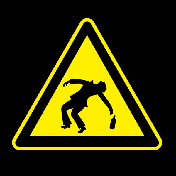 Danger Drunken People Jhelebrant PNG Clip art