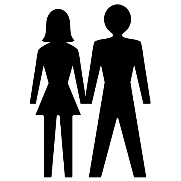 Man And Woman Icon 2 PNG Clip art