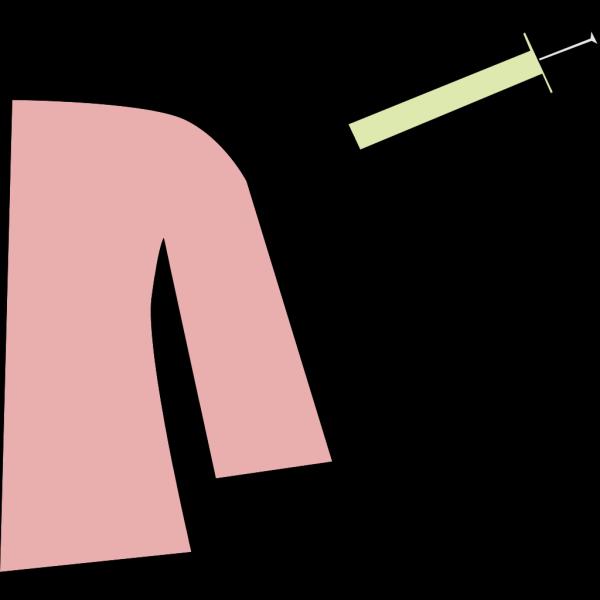 Flu Vaccine Shot PNG Clip art