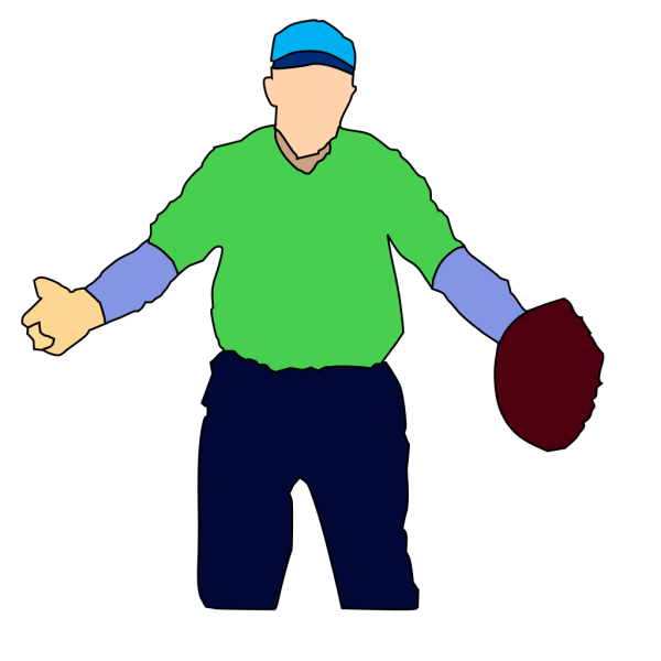Baseball Player PNG Clip art