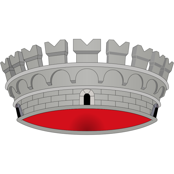 Crown Castle PNG Clip art
