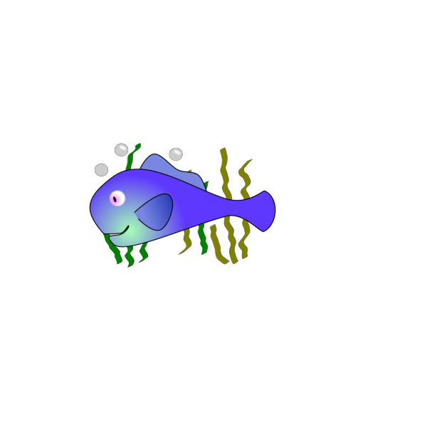 Fish In The Sea PNG Clip art