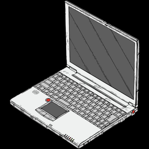 Kablam Numu Laptop PNG Clip art