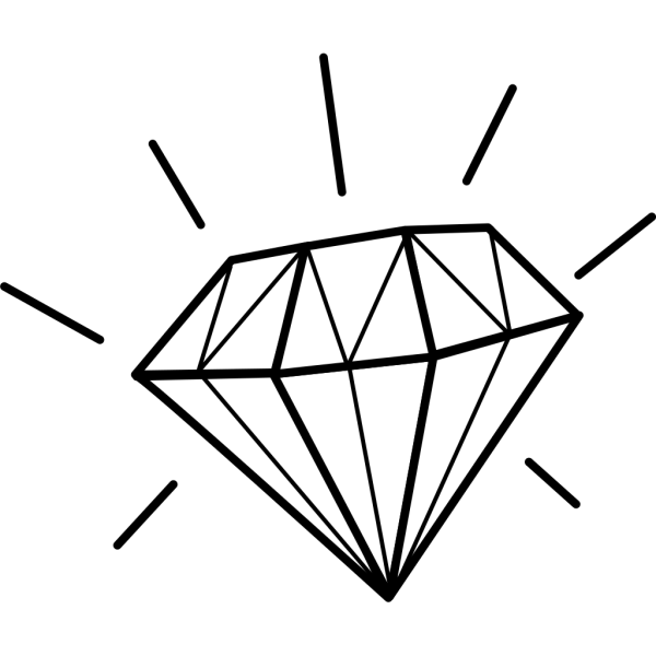 Diamond PNG images