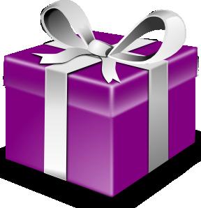 Secretlondon Purple Present PNG images
