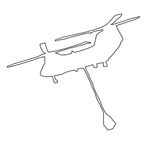 Military Helicopter PNG Clip art