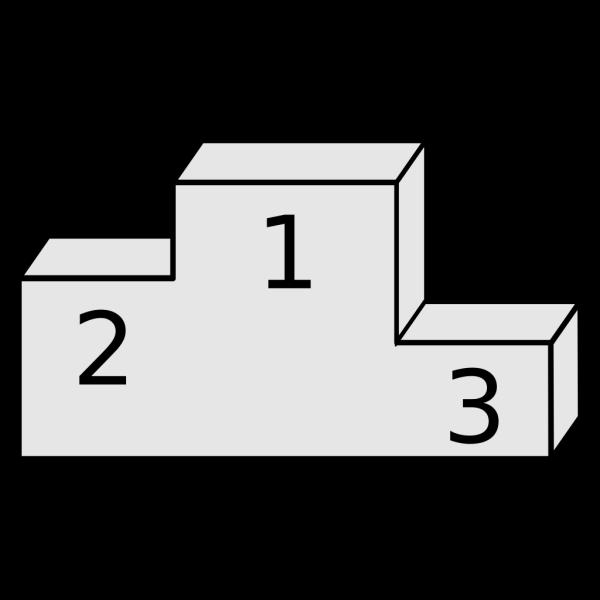 Podium PNG Clip art