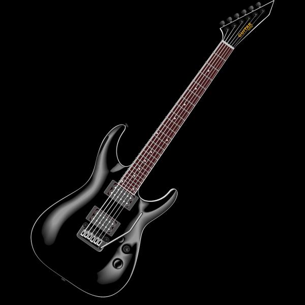 Maxim Guitar PNG Clip art