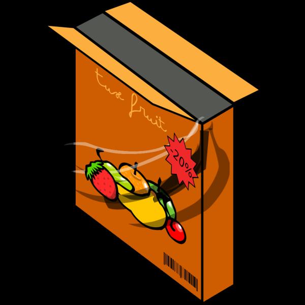 Mev Cereal Box PNG Clip art