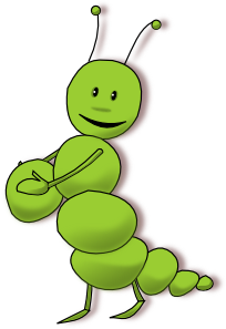 Arking Caterpillar PNG Clip art