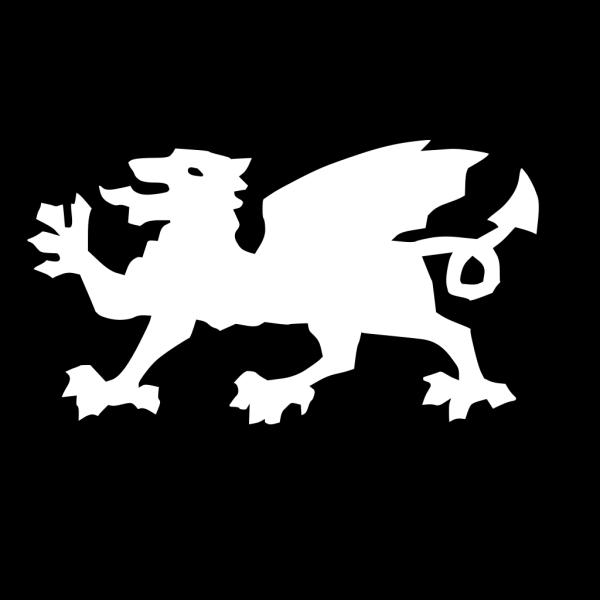 Welsh Dragon PNG Clip art